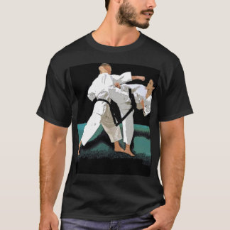 Martial Arts Customizable t-shirt