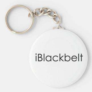 Martial Arts iBlackbelt Key Chain