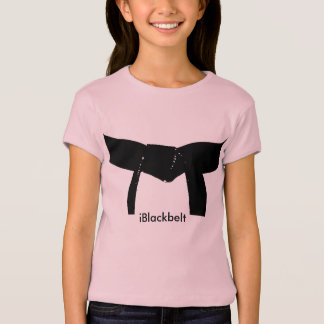 Martial Arts iBlackbelt T-Shirt