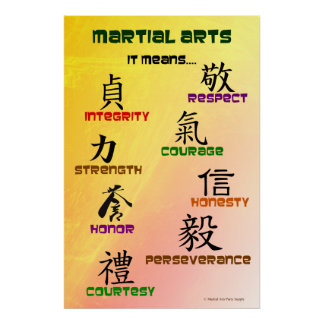 Martial Arts: It Means... poster