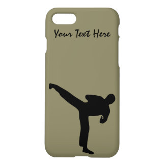 Martial Arts. Karate, Tae Kwon Do, Kick Boxing iPhone 7 Case