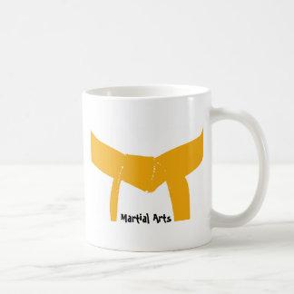 Martial Arts Orange Belt Coffee Mug