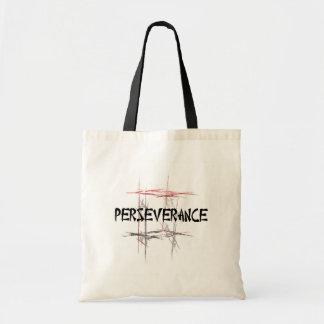 Martial Arts Perseverance Tote Bag