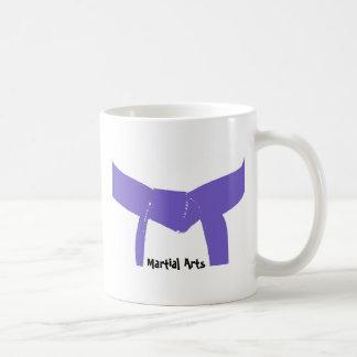 Martial Arts Purple Belt Coffee Mug