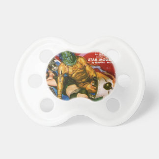 Martian and Earth Girl Pacifier