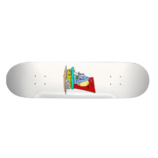 Martian Comedian Skate Boards