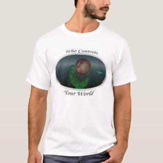Martian Control T-Shirt