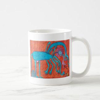 Martian Dog Coffee Mug