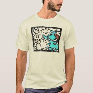 Martian Easter Bunny T-Shirt