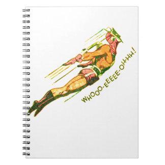 Martian Victory yell Notebook