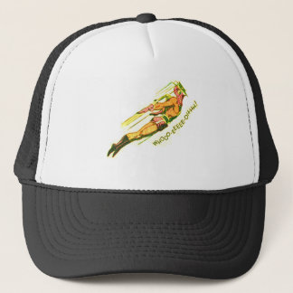 Martian Victory yell Trucker Hat