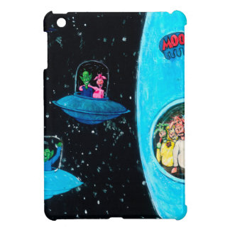 Martians and Cows Cover For The iPad Mini