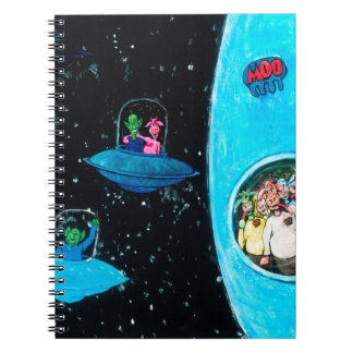 Martians and Cows Notebook