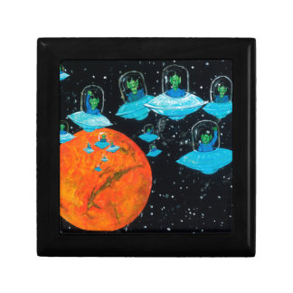 Martians are Angry Gift Box