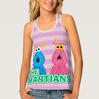 Martians Classic Style 2 Tank Top