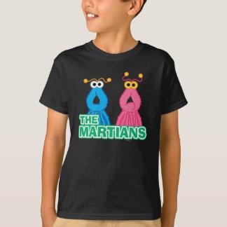 Martians Classic Style T-Shirt
