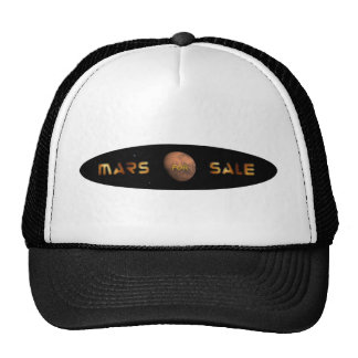 Martians LOVE baseball! Trucker Hat
