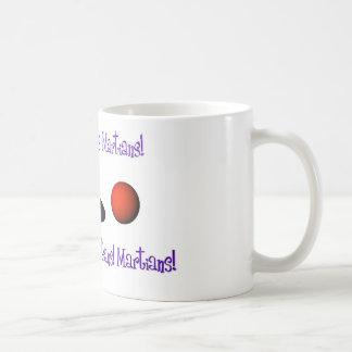 Martians, Martians, Martians Coffee Mug