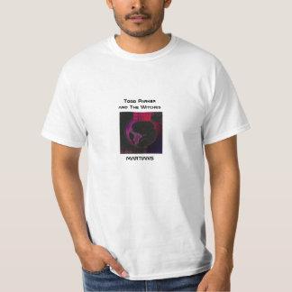 Martians - White T-Shirt