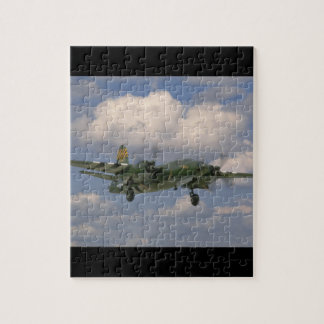 Martin B26 Marauder_WWII Planes Jigsaw Puzzle