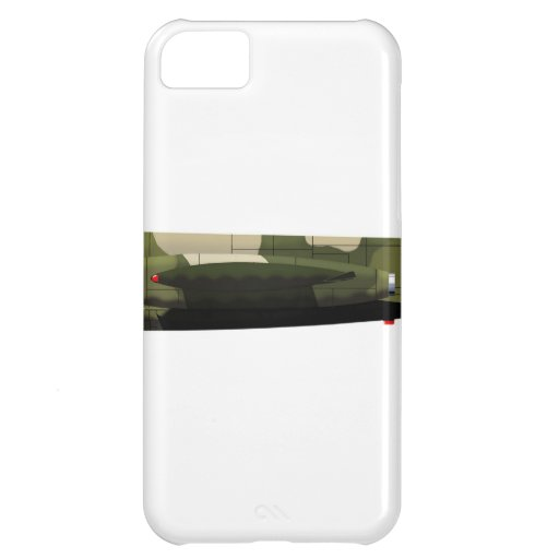 Martin B-57 Canberra Case For iPhone 5C