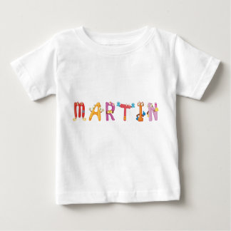 Martin Baby T-Shirt