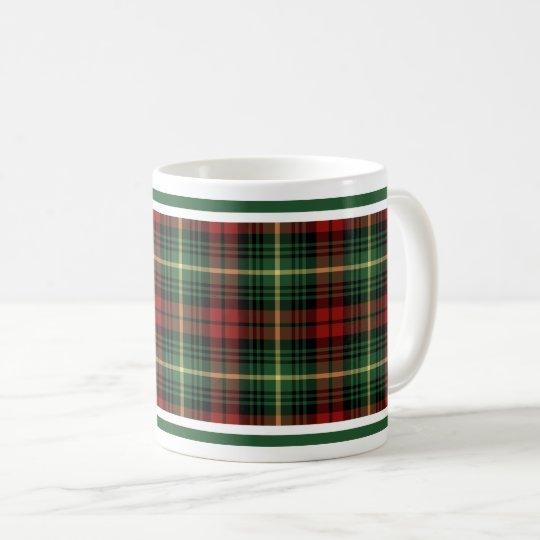 Martin Clan Tartan Coffee Mug
