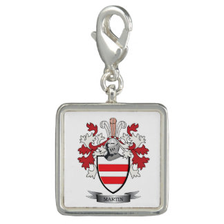 Martin Coat of Arms Photo Charms