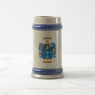 Martin (Irish) Beer Stein