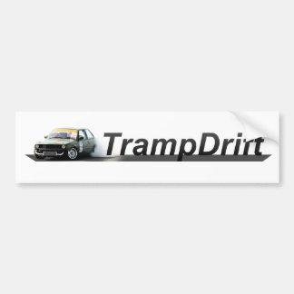martin_logo_skid_thing bumper sticker