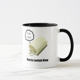 Martin Loofah King Mug