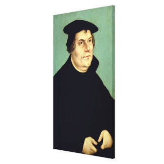 Martin Luther 2 Stretched Canvas Print