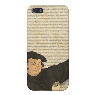 Martin Luther 95 Theses iPhone Case