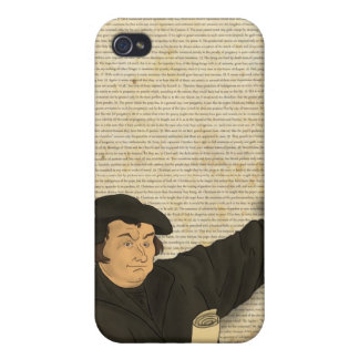 Martin Luther 95 Theses iPhone Case iPhone 4/4S Cover