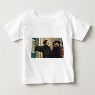 Martin Luther 95 Thesis Baby T-Shirt