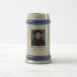 Martin Luther Beer Mug