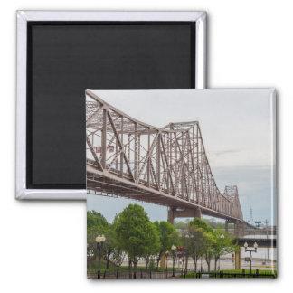 Martin Luther Bridge Magnet