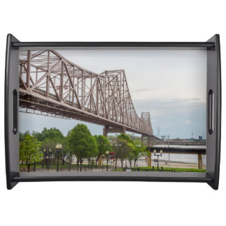 Martin Luther Bridge Serving Tray
