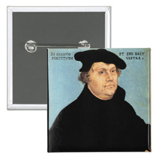 Martin Luther, c.1532 Pinback Button