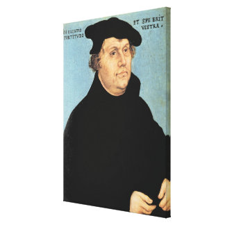 Martin Luther, c.1532 Gallery Wrap Canvas