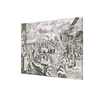 Martin Luther Canvas Prints