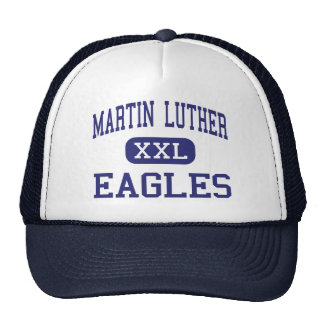 Martin Luther - Eagles - High - Northrop Minnesota Hat