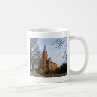Martin luther Kirrche into wages Coffee Mug