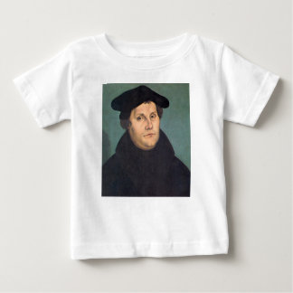 Martin Luther Protestant Reformation Baby T-Shirt