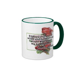 Martin Luther Ringer Coffee Mug