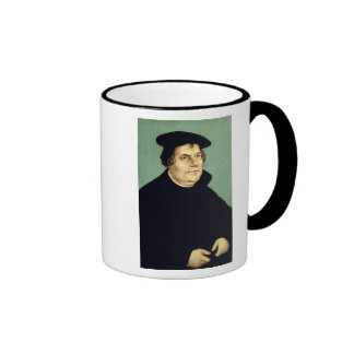 Martin Luther Ringer Mug