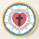 Martin Luther's Seal Coaster