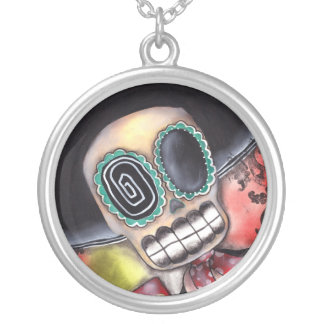 Martin Mariachi Silver Plated Necklace