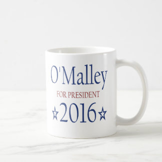 Martin O'Malley for President 2016 Coffee Mug