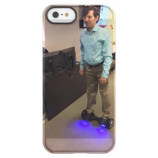 martin shkreli on ahover board permafrost® iPhone SE/5/5s case